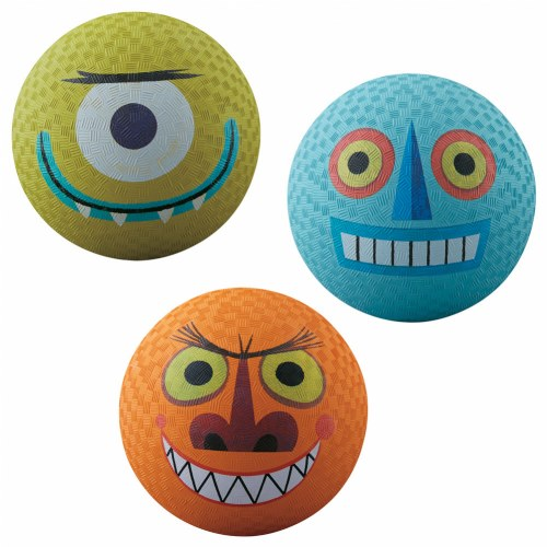 "7"" Playground Balls - Creetures (Set of 3)"