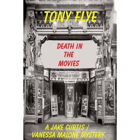 Death in the Movies, A Jake Curtis / Vanessa Malone Mystery - - Curtis Richards Halloween Book