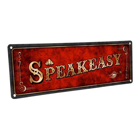 Red Speakeasy 4