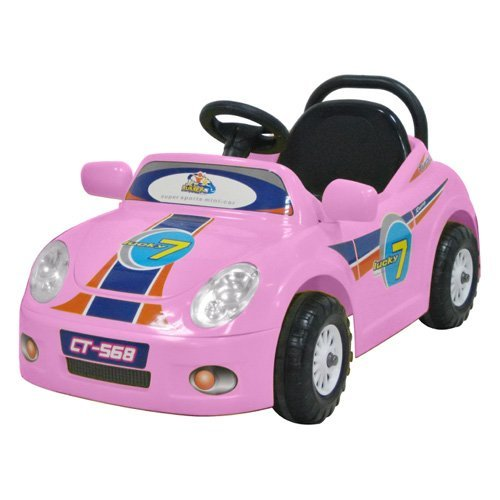 Jet Runner Luxurious Roadster Car Battery Powered Riding Toy