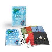 Fold & Fly Paper Airplanes : Includes an Easy-To-Use Instruction Book and More Than 140 Illustrated Papers for 12 Soaring Folds