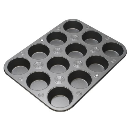 Mainstays 12 Cup Muffin Pan (Non Stick Platinum Muffin Pan)