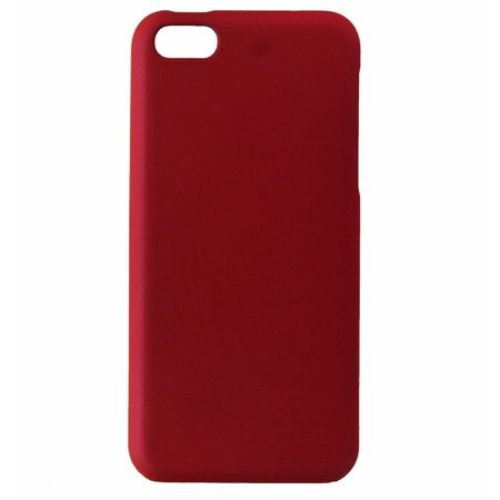 M-Edge Snap Series Protective Case Cover for iPhone 5C - Red - image 2 de 2