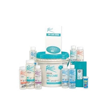 Deluxe Spa - Rendezvous Deluxe Bromine Spa Care Kit