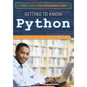 Getting to Know Python - eBook