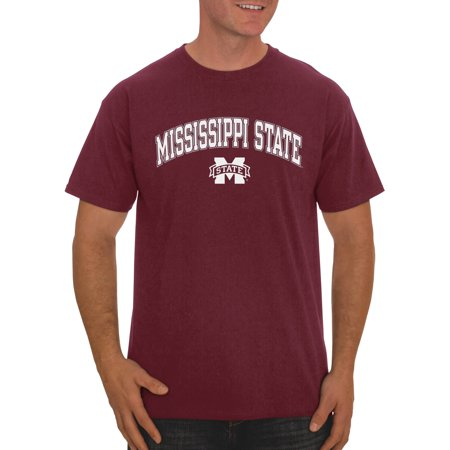 Russell Ncaa Mississippi State Bulldogs Big Mens Classic Cotton T Shirt