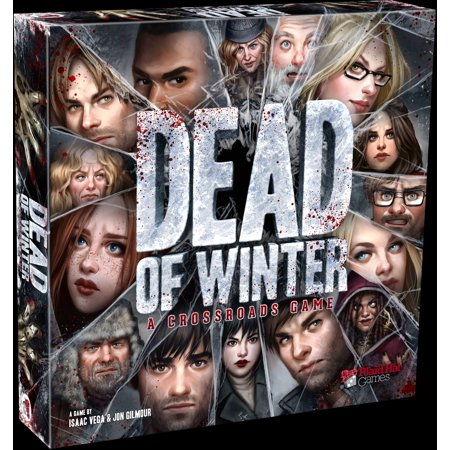 Dead of Winter Cooperative Strategy Board Game