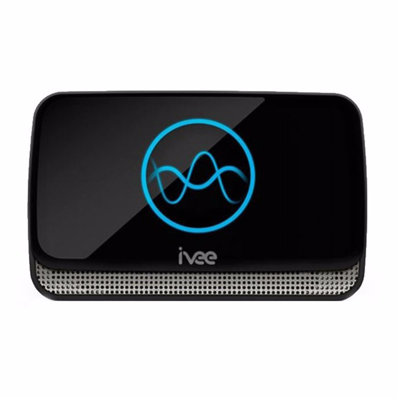 Meet ivee iv3b Wi-Fi Voice Activated Assistant and Clock Radio