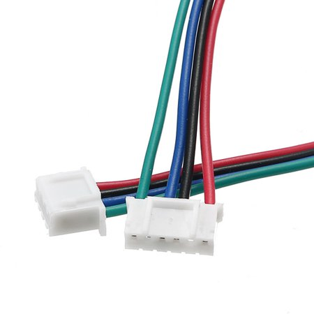 Step motor line 4Pin XH2.54 1M male head with the mother block series compatible with 3D printing - image 3 of 5