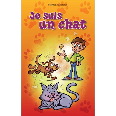 Je suis un chat - eBook - Un Chat D'halloween
