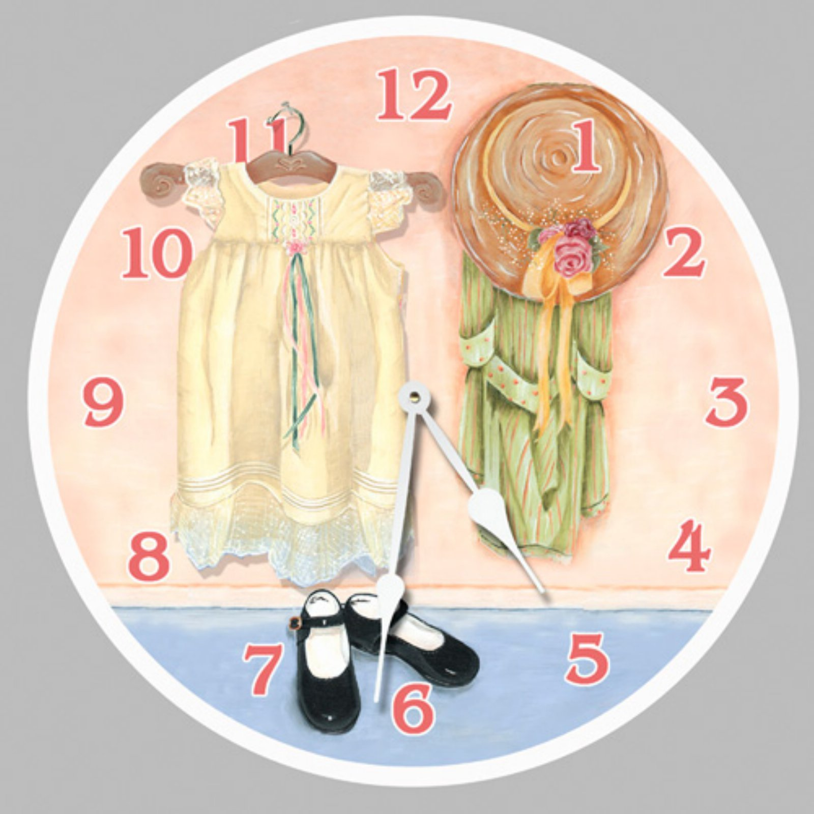 Lexington Studios Kaylas Closet Wall Clock