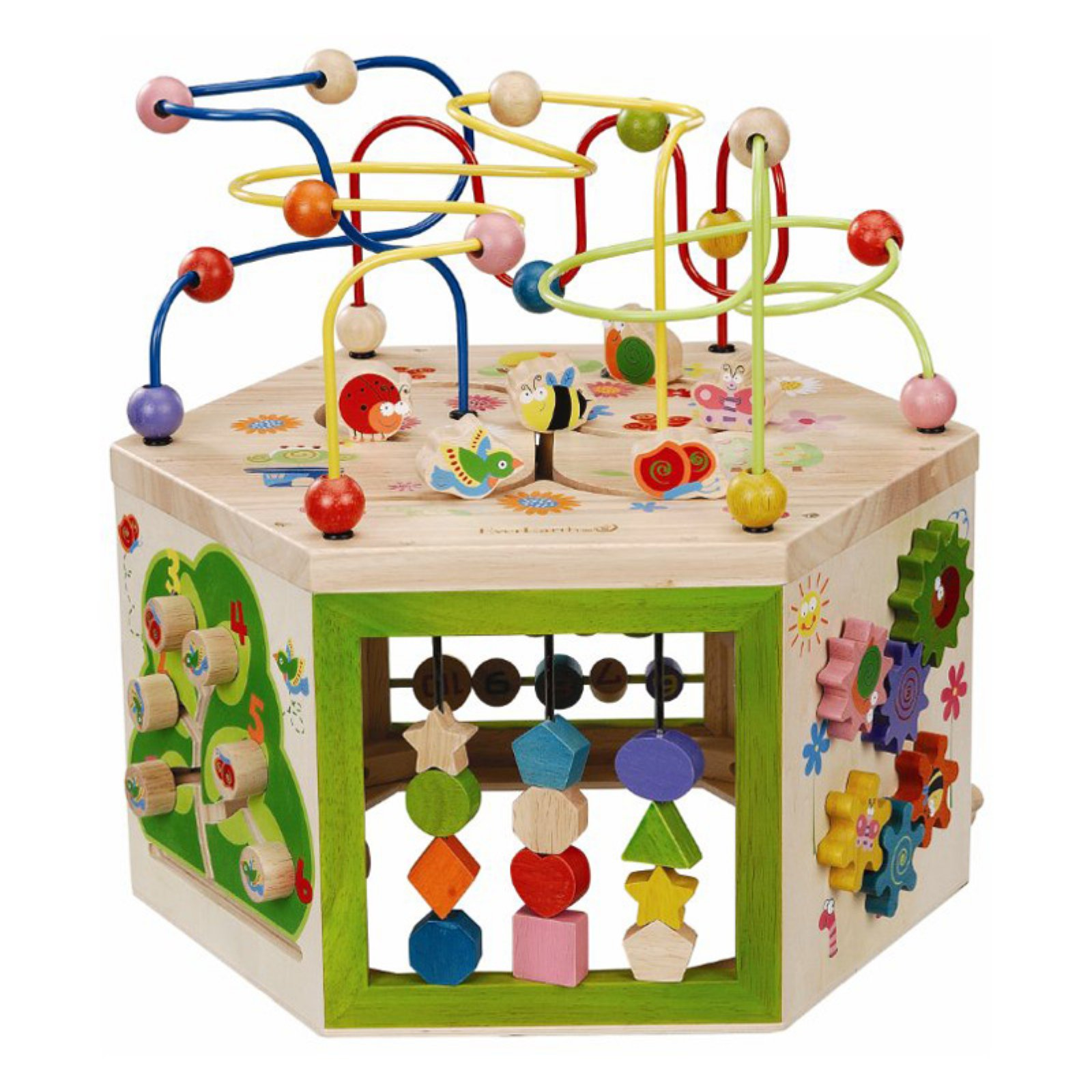 EverEarth Garden Activity Cube by Maxim