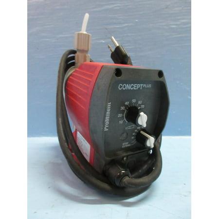 New ProMinent Fluid Controls CNPA1002PPE200D01 Concept Plus Metering Pump  CNPA