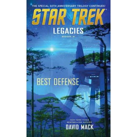 Legacies #2: Best Defense - eBook