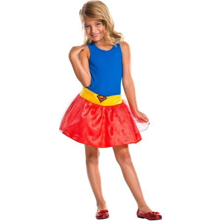 Supergirl Tutu Child Halloween Accessory](Supergirl Halloween)