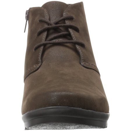 10c3a07479 CLARKS Womens Caddell hop Closed Toe Ankle Fashion Boots | Walmart ...