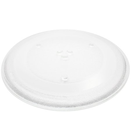 "Replacement Panasonic NNS615 Microwave Glass Plate - Compatible Panasonic A06014T00AP, F06014T00AP Microwave Glass Turntable Tray - 13 1/2"" (345mm) - image 3 of 4"
