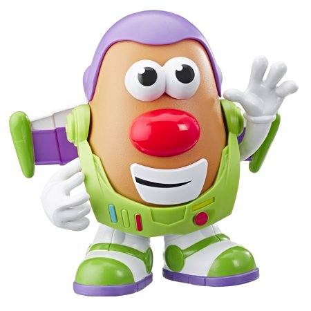 Disney/Pixar Toy Story 4 Mr. Potato Head Spud Lightyear (Mr Potato Head Large)