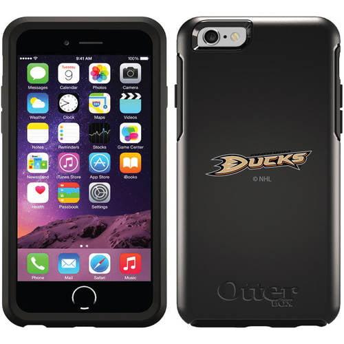 Anaheim Ducks Primary Logo Design on OtterBox Symmetry Series Case for Apple iPhone 6
