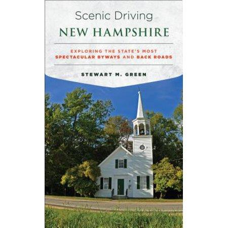 Scenic Driving New Hampshire Pb: 9781493022434