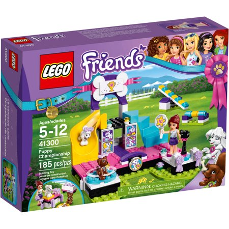 Click here for LEGO Friends Puppy Championship 41300 prices