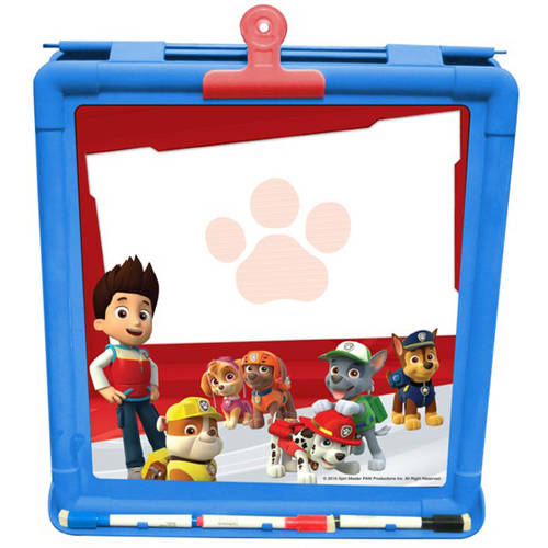 Kids Only! Nickelodeon Paw Patrol Little Artist Double-Sided Easel with 3 Markers by Generic