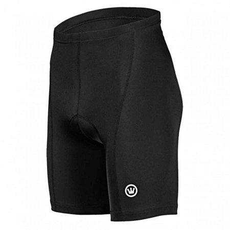 Canari Cyclewear Women's Kailua Tri Short - 2099 (Black (Select Tri Short)