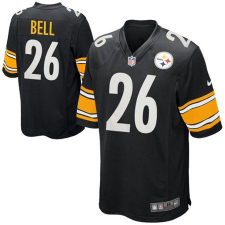 Nike Le Veon Bell Pittsburgh Steelers FC ENERGY Youth Team Color Game  Jersey Black - Walmart.com b421d2fca