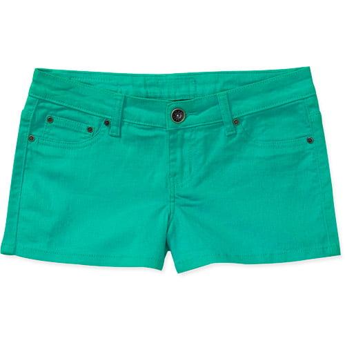 Red Rivet Juniors' Basic Colored Jean Shorts - Walmart.com