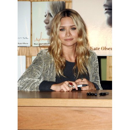 - Ashley Olsen At In-Store Appearance For Influence Book Signing With Mary-Kate And Ashley Olsen Borders Bookstore Los Angeles Ca November 12 2008 Photo By Dee CerconeEverett Collection Celebrity