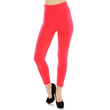 21eb508d0 Simplicity - Women s Velvety Thick Brushed Leggings Super Elastic   Slimming  Tights Pants - Walmart.com