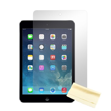 Crystal Clear Chain Guard - NEW High Quality Glossy Crystal Clear Screen Guard Film Protector for Apple iPad Air 5