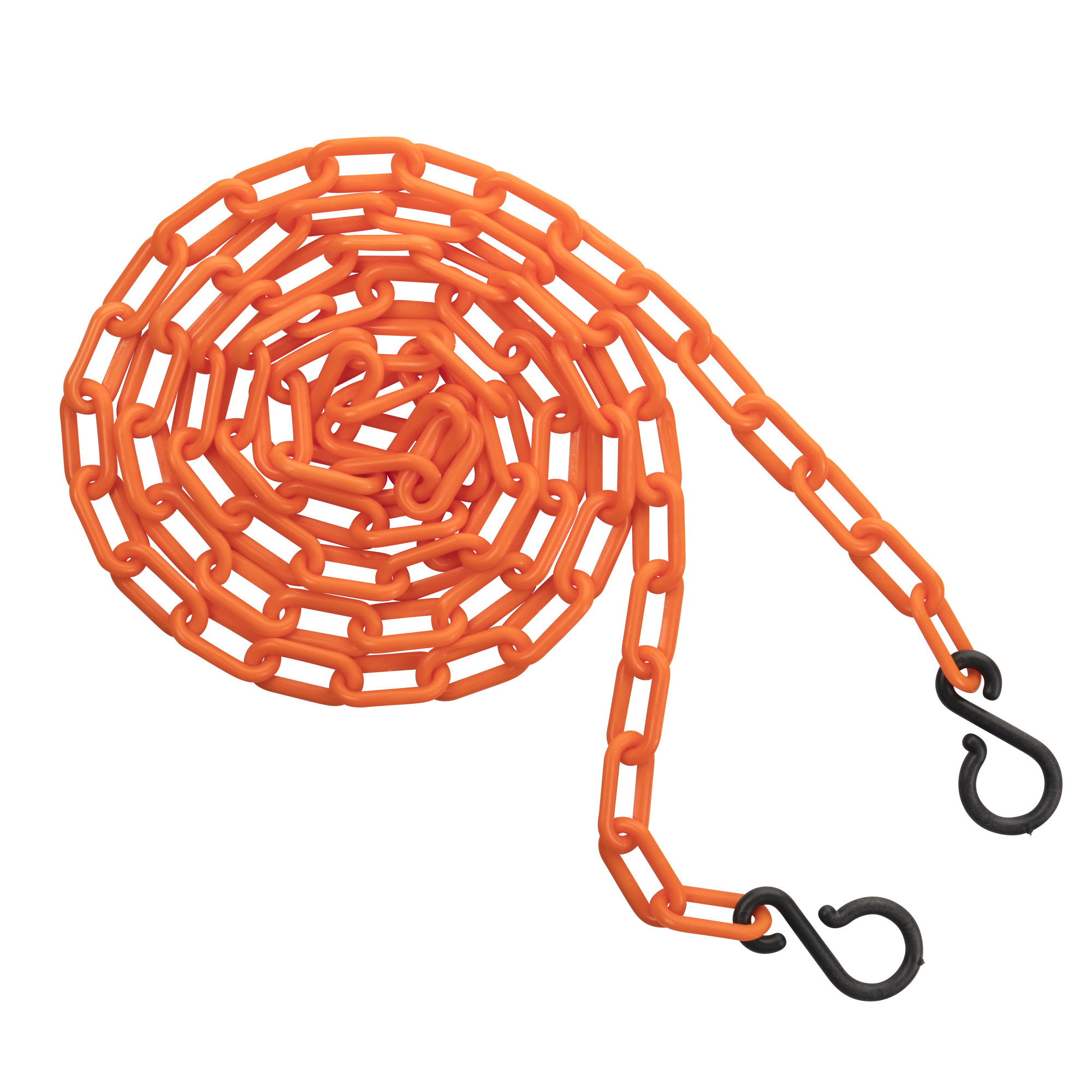 US Weight ChainBoss 2-Inch Plastic Chain – 10 Feet