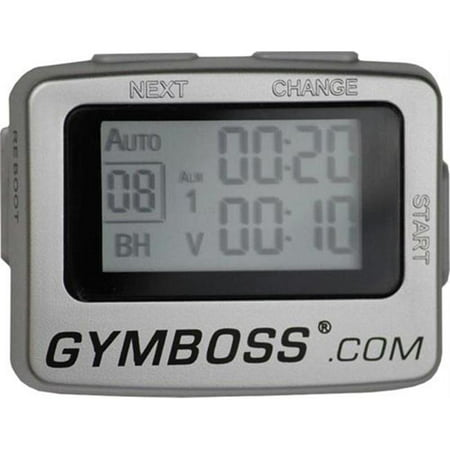 TL094P Gymboss Interval Timer