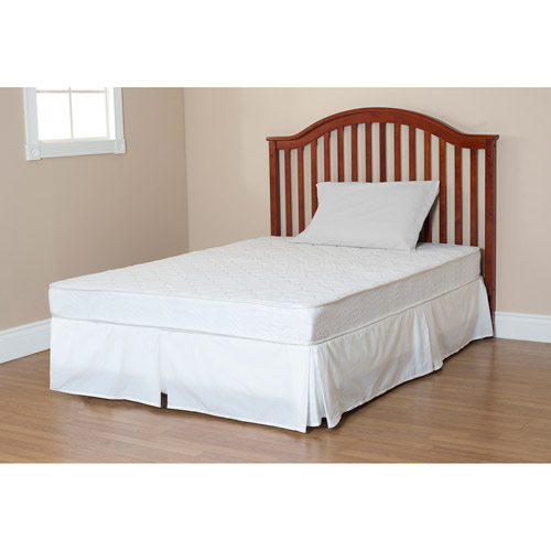 "Mainstays Full Bonnell Coil 6"" Mattress"
