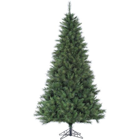 Fraser Hill Farm Unlit 7.5' Canyon Pine Artificial Christmas Tree