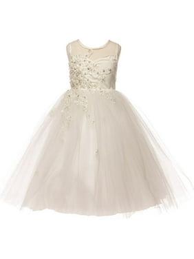 31c76772f9f0 Baby Girls Dressy Dresses - Walmart.com