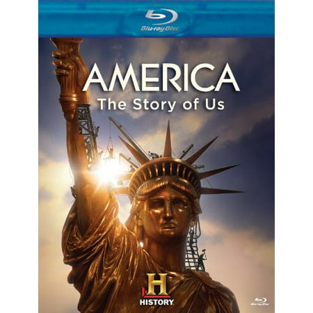 Image of America: The Story Of Us (Blu-ray)