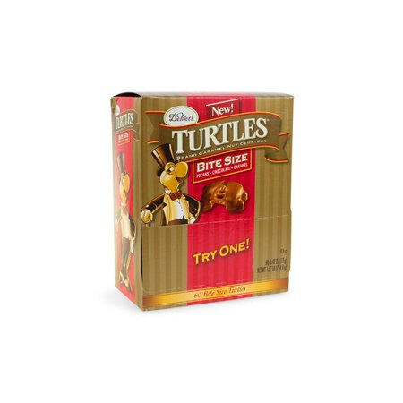 DeMet's Turtles, Original Flavor, Bite Size (Innerpack of - Chocolate Turtle
