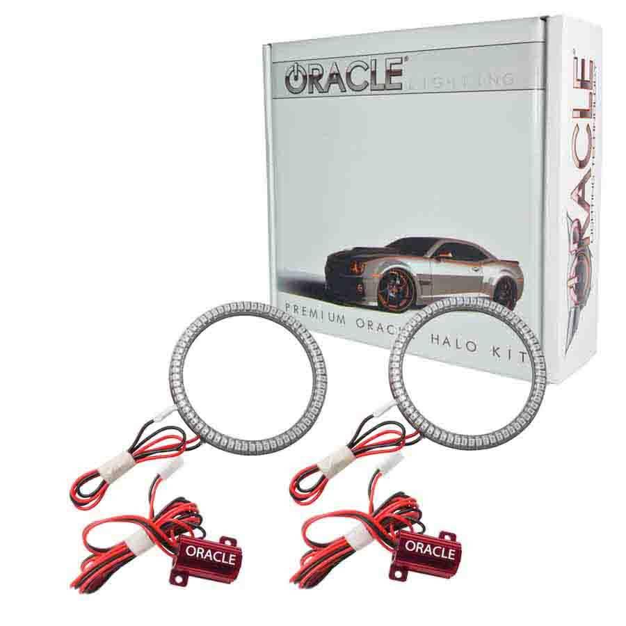 ORACLE LIGHTING 1190-001 Exterior Light Assemblies 14-  Camaro LED Fog Halo Light Kit White