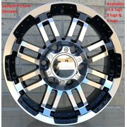 "4 Wheels Rims 17"" Inch for Chevrolet Silverado 1500 K 1500 C 2500 K 2500 -602"