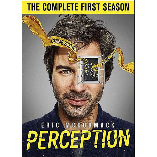 Perception: The Complete First Season (Widescreen)