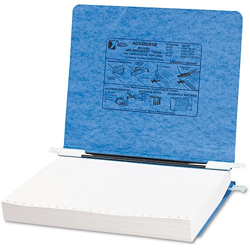 Acco 36251 8 1 2 X 11 Frosted Plastic Side Bound Report