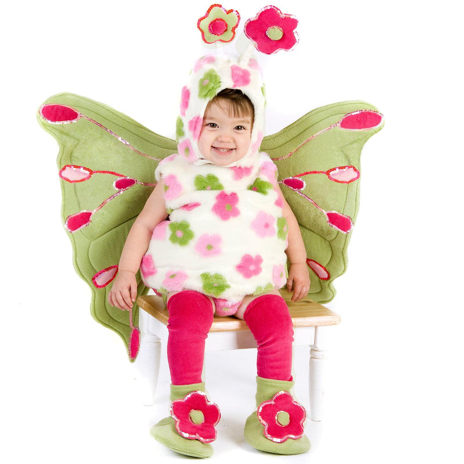 sc 1 st  Walmart.com & Butterfly Girlsu0027 Toddler Halloween Costume - Walmart.com