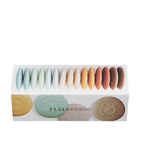 Claus Porto Assorted Guest Soap Pastille Gift Box ()