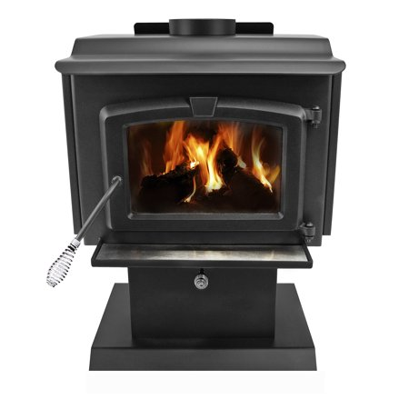 Pleasant Hearth 1,200 Sq. Ft. Small Mobile Home (Best Pellet Stove Insert 2019)
