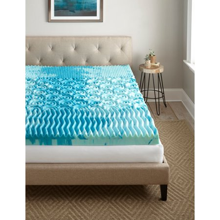 Broyhill 4 Inch Cooling Gellux Memory Foam Gel Mattress