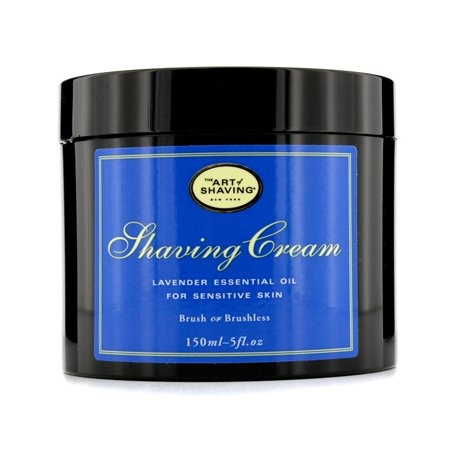 The Art Of Shaving Shaving Cream - Lavender Essential Oil (For Sensitive Skin)