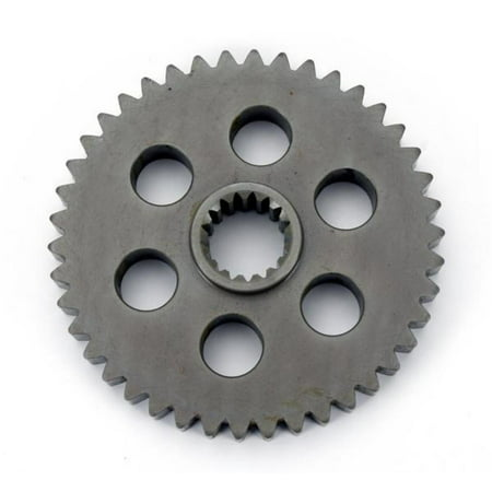 Team 351574-003 Standard Bottom Gear 11 Wide for Arctic Cat and Polaris - 35T Sprocket, 15T Internal