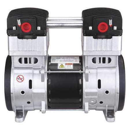 Ultra Quiet Air Compressor Motor 2-HP 110V Only 70 dB CALIFORNIA AIR TOOLS SP-9421